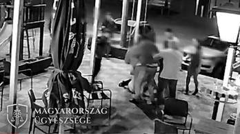 Néhány férfi verekedéssel ünnepelte a nőnapot