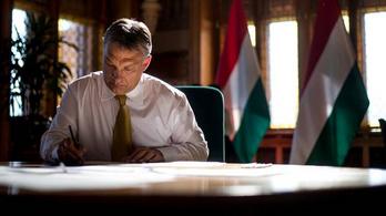 Orbán Viktor cenzúrát emleget