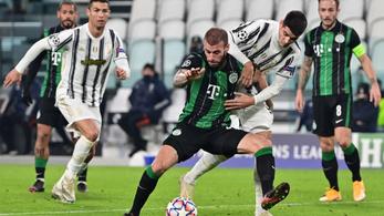 Szuper Moratáról ír az olasz sajtó a Fradi elleni meccs után