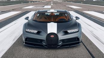 A repülés hőskorára emlékeztet a legújabb Bugatti