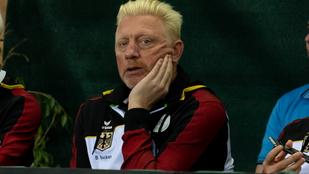 Boris Becker távozik a Német Teniszszövetségtől