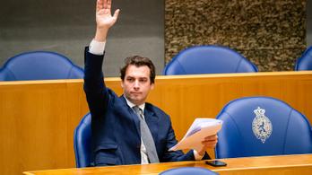 Lemondott a pártvezetésről a holland euroszkeptikus párt elnöke