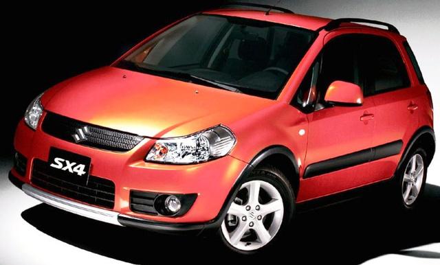 A második lehetőség a Suzuki SX4. Az irány jó, de sokaknak egy még nagyobb autó volna megfelelő