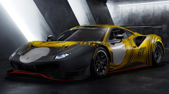 Ez a Ferrari legújabb buliautója