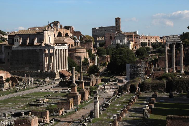 A Forum Romanum