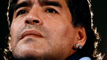 Nyilasinál Maradona volt a number one