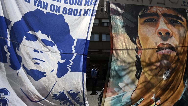 Minden idők egyik legnagyobb játékosát gyászolja Argentína