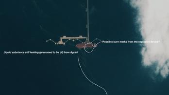 Újabb teherhajó futott aknára a Vörös-tengeren