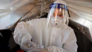 Megugrott a fertőzöttek száma Horvátországban és Szlovéniában