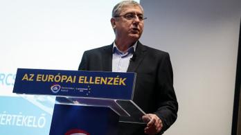 Gyurcsány: 900 ezer szavazója van a DK-nak, ez történelmi csúcs