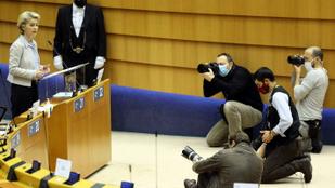 Az Európai Parlament aggasztónak a sajtószabadság helyzetét az Európai Unióban