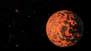Valamikor a Föld is egy forró magmaglóbusz volt