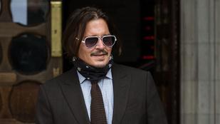 Johnny Depp nem tudta cáfolni a bíróságon, hogy bántalmazta a feleségét