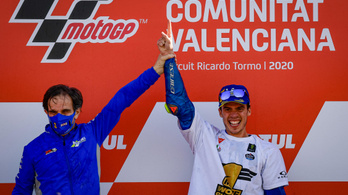 Felmondott Davide Brivio, a Suzuki GP csapatának zseniális menedzsere