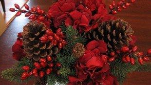 20+1 karácsonyi dekorációs ötlet pirosban