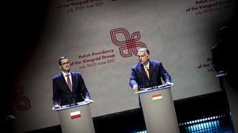 Ma Budapesten egyeztet az uniós vétóról a lengyel miniszterelnök