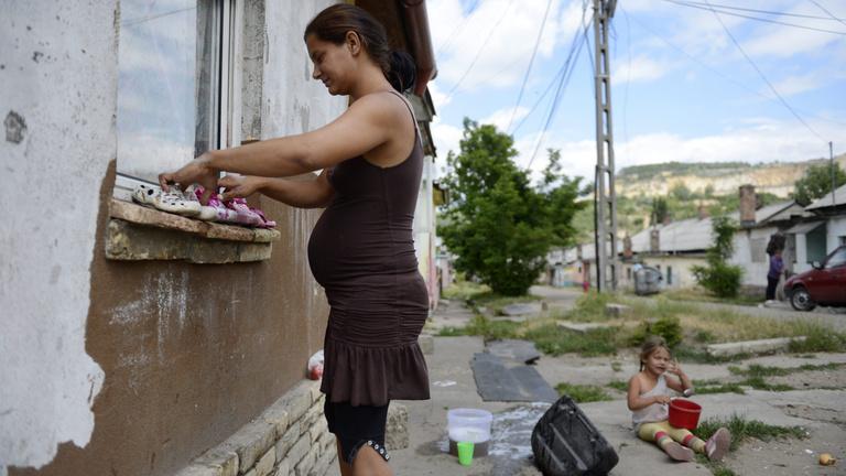 Kitörni a nyomorból – rehabilitálják a tatabányai gettót