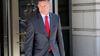 Trump elnöki kegyelemben részesítette Michael Flynn volt nemzetbiztonsági tanácsadót