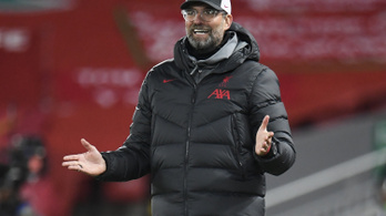 Jürgen Klopp szerint megérdemelte a vereséget a Liverpool