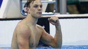 Megoperálták a 100 méteres férfi gyorsúszás olimpiai bajnokát