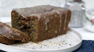 Citromos-mákos süti, a mamám féle cukormáz ízével a számban