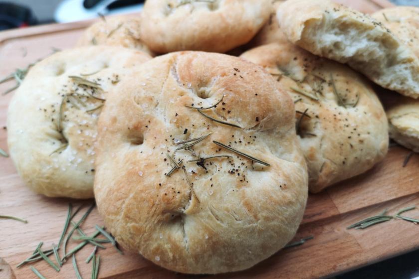 szicíliai kenyér recept