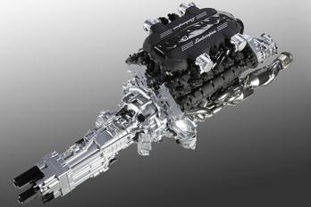 Megtartja V12-es motorját a Lamborghini