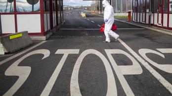 Jövő év február elsejéig marad a határellenőrzés