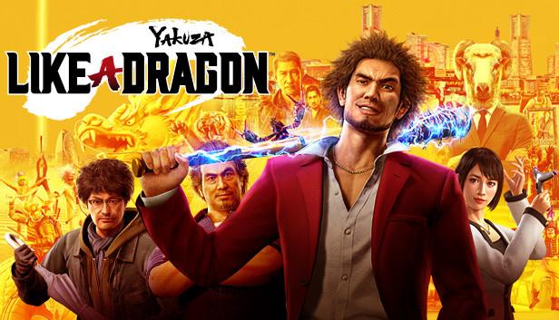Yakuza Like a Dragon (Forrás: Sega)