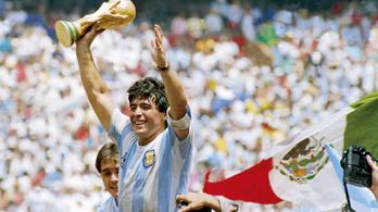 Beckenbauer: Maradona nemcsak futballista, hanem művész volt