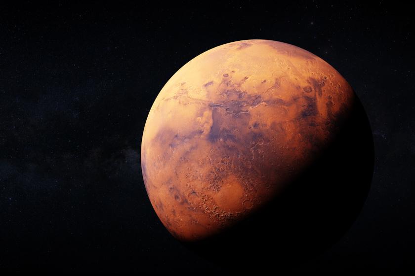Különös jelenségre lettek figyelmesek a Marson – Ilyet még a tudósok sem láttak