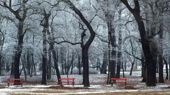 Vasárnap még a tél is megérkezik Magyarországra