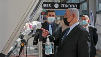 Koronavírus: ismét ezer felett Izraelben az új napi esetszám