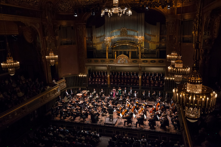 Concerto Budapest (Fotó: Benkő Sándor)