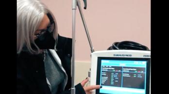 Száz lélegeztetőgépet adományozott az Orbán-kormány a vajdasági magyaroknak