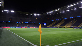 Dortmundban játszhat BL-meccset a Liverpool, de nem a Dortmund ellen
