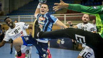 Először nyert a Szeged a Bajnokok Ligája jelenlegi kiírásában