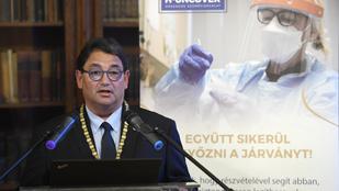 Merkely Béla: Azok sem viselkedhetnek felelőtlenül, akik már átestek a fertőzésen