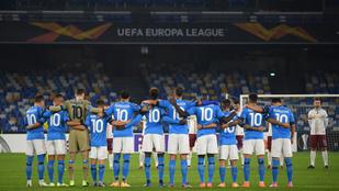 Győzelemmel búcsúzott Maradonától a Napoli