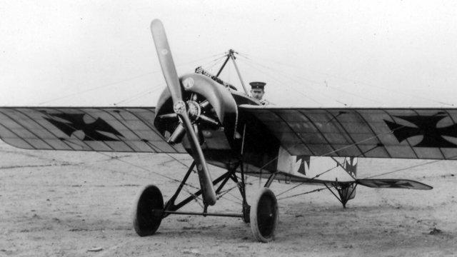 Vászonsasok küzdelme – Vadászrepülők és pilóták az első világháború nyugati frontján