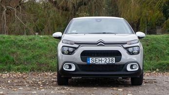 Teszt: Citroën C3 83 Puretech - 2020.