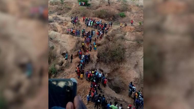 Beomlott egy aranybánya Zimbabwében, legalább negyvenen a föld alatt rekedtek