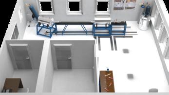 Magyar biztonsági berendezés állíthatja le a fúziós reaktort