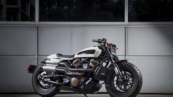 Feledtetheti-e a Sportsterek hiányát a Harley-Davidson 1250 Custom?