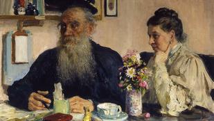 A vágy egy pillanatra sem hagy nyugodni – írta Tolsztoj, és ezt nem csak a felesége tanúsíthatja