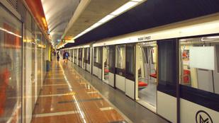 Nem jár a 2-es metró a Deák Ferenc tér és a Déli pályaudvar közt