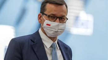 A lengyel miniszterelnök továbbra is megvétózná az uniós költségvetést