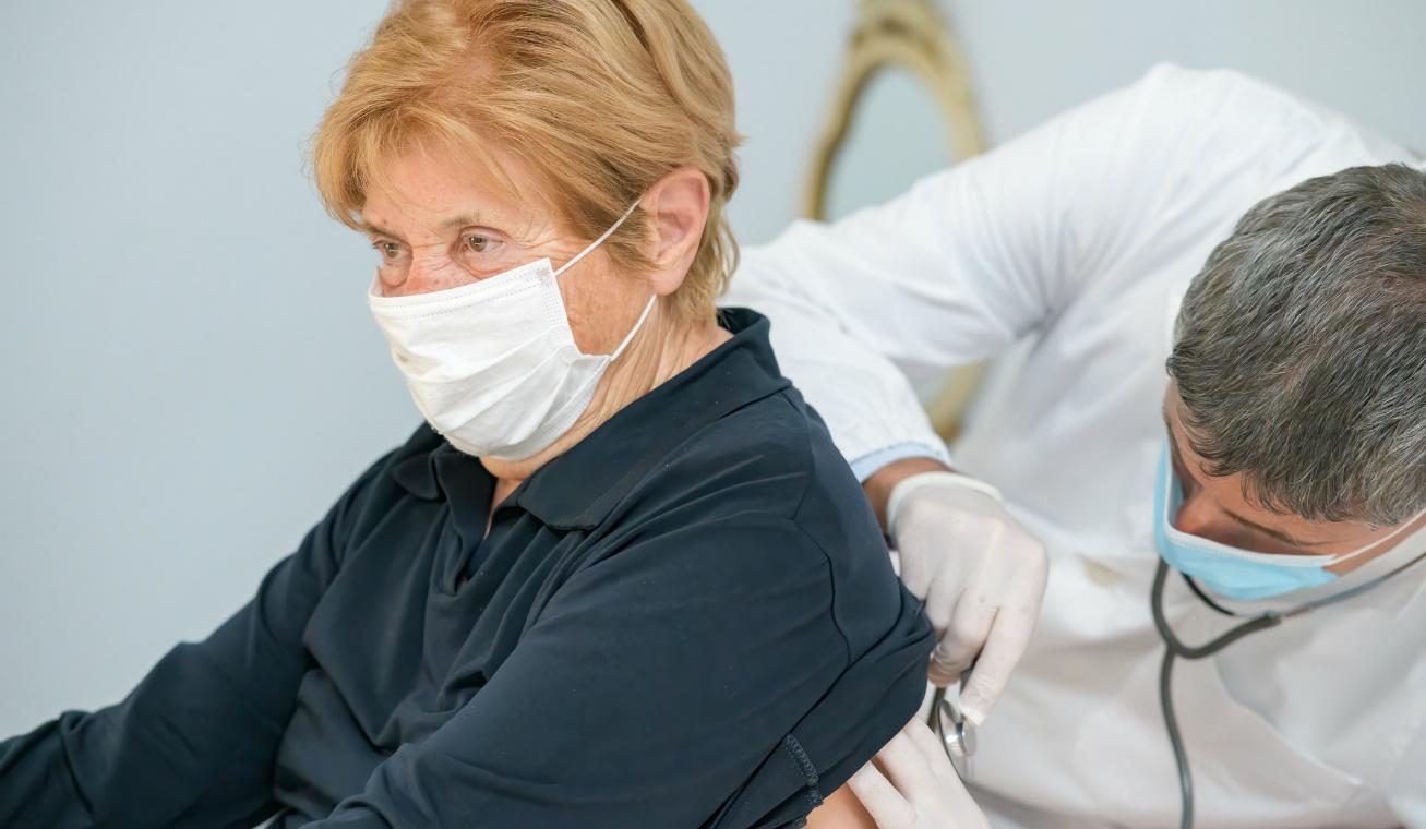koronavírus után a tüdő