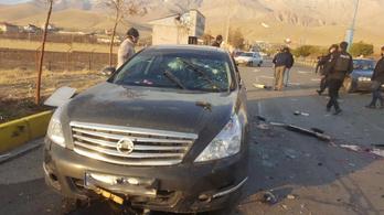 Autójában lőtték agyon az iráni atomprogram vezetőjét