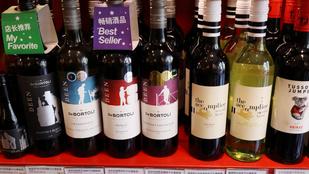 Keményen odavágott Kína az ausztrál boroknak